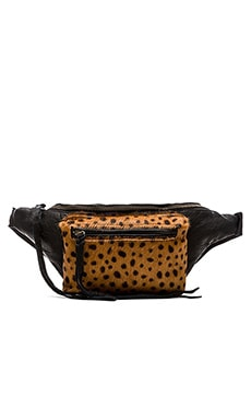Cleobella Rebel Fanny Pack in Moroccan Cheetah