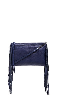 Cleobella Joplin Chain Crossbody in Ink