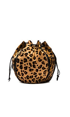 Cleobella Ava Backpack in Leopard
