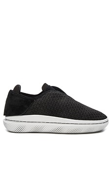 Clear Weather The Convx in Black Woven