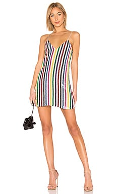 Elena Slip Dress Caroline Constas $195 Collections