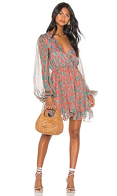 Olena Dress Caroline Constas $560