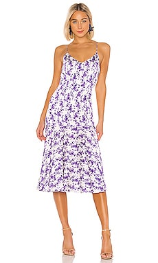 Kai Slip Dress Caroline Constas $695 NEW ARRIVAL