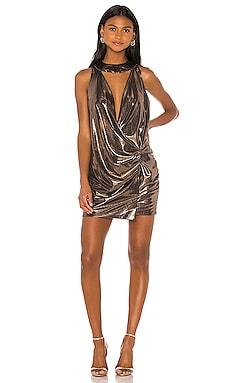 Plisse Dress Caroline Constas $257