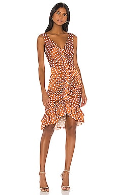Poppy Mini Dress Caroline Constas $452