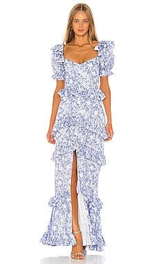 Iva Gown Caroline Constas $895
