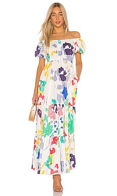 Bardot Maxi Dress Caroline Constas $795