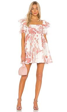 Hanna Dress Caroline Constas $560