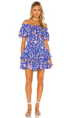 Serena Dress Caroline Constas $420 NEW