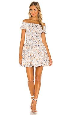 Lily Dress Caroline Constas $420 NEW
