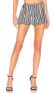 Pleated Short Caroline Constas $207