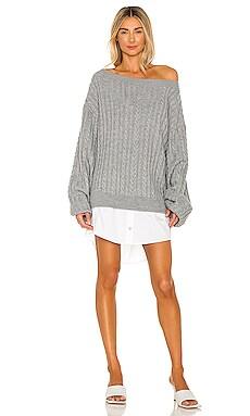 Gloria Sweater Caroline Constas $395 BEST SELLER
