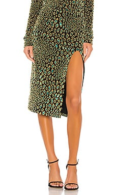 Pencil Skirt Caroline Constas $295 Collections