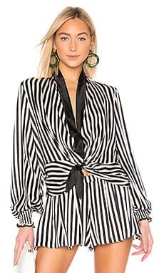 Bette Tie Blouse Caroline Constas $495