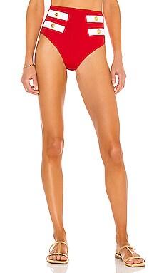 Crew Bikini Bottom Caroline Constas $54