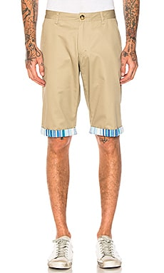 Roll Up Shorts