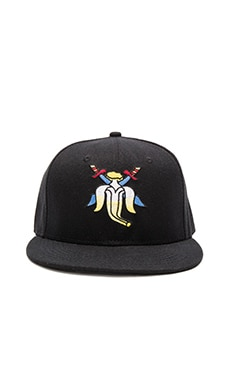CLOT x Sk8thing Banana Cap in Black