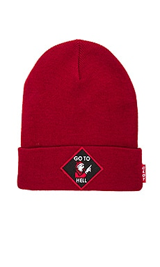 GORRO GO TO HELL