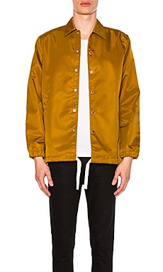 Long Flight Satin Jacket