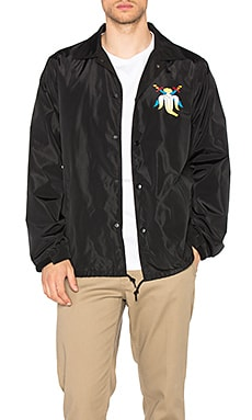 x Sk8thing Banana Coach Jacket