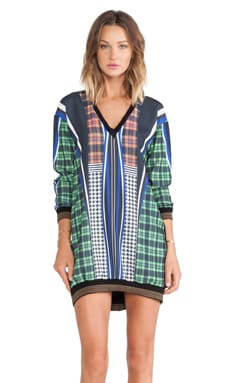Dublin Dress in Multi