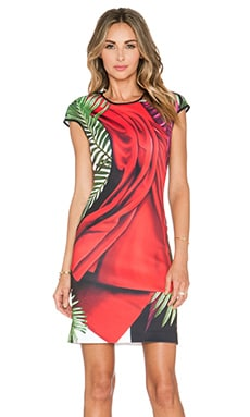 Clover Canyon Saffron Sash Dress in Multi