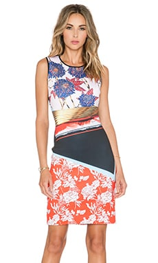 Clover Canyon Floral Void Dress in Multi