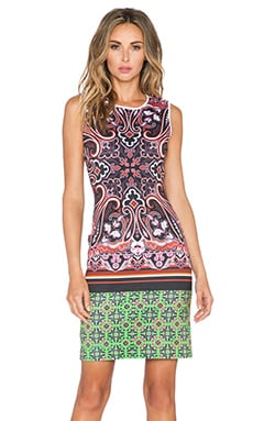 Clover Canyon Native Paisley Dress in Multi