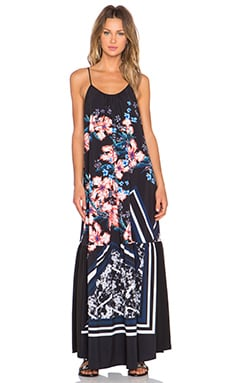 Clover Canyon Modern Romance Maxi Dress in Multi