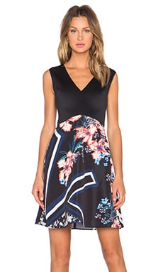 Clover Canyon Modern Romance Dress in Multi