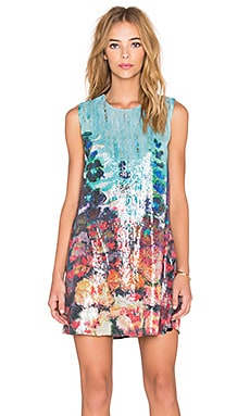 Clover Canyon Botanical Dreams Dress in Multi