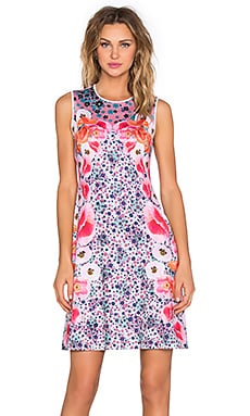 Clover Canyon Poppy Blossoms Dress in Multi