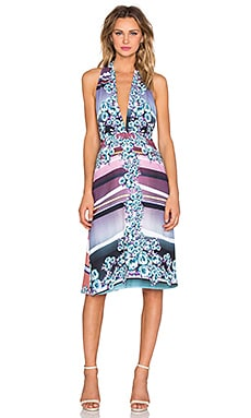 Clover Canyon Seaside Horizon Dress in Multi