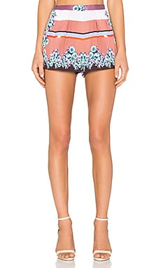 Clover Canyon Seaside Horizon Short in Multi