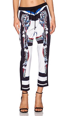Clover Canyon Ancient Parallels Pant in Multi