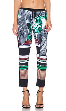 Clover Canyon Jade Storm Pant in Multi