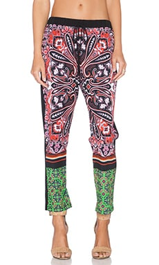 Clover Canyon Native Paisley Pant in Multi