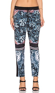 Clover Canyon Winter Wallpaper Pant in Multi