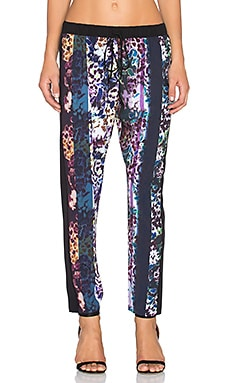 Clover Canyon Floral Filter Pant in Multi
