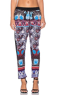 Clover Canyon Nouveau Sunset Pant in Multi
