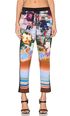 Clover Canyon Floral Whisper Pant in Multi