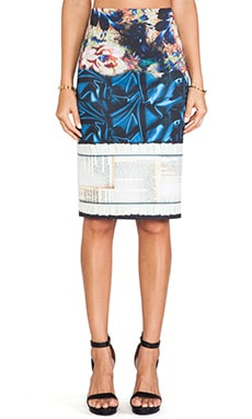 James Joyce Neoprene Skirt