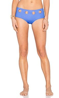 Clover Canyon Bikini Bottom in Periwinkle