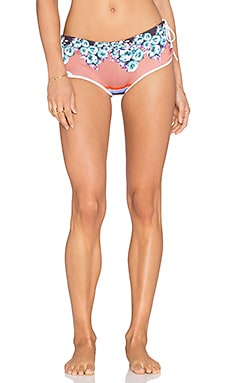 Seaside Horizon Bikini Bottom in Multi