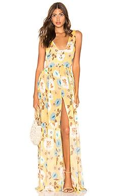 Mariota Long Dress CLUBE BOSSA $600
