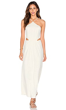Middleton Maxi Dress in Perola
