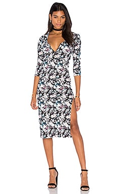 Clayton Ponte Logan Dress in Ponte