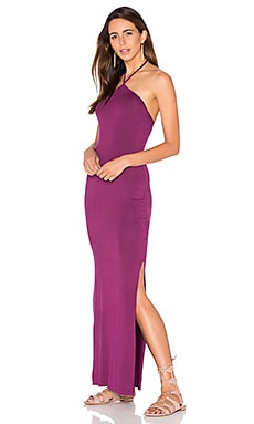 Clayton Maliya Maxi Dress in Claret