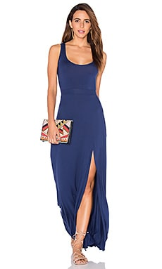 Clayton Vera Dress in Navy