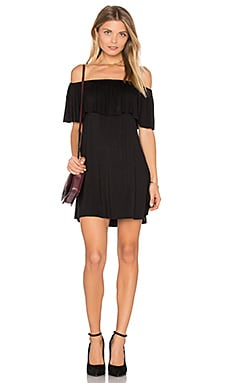 Amalia Dress in Black